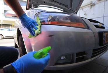 איך לתקן שריטות ברכב בעצמכם