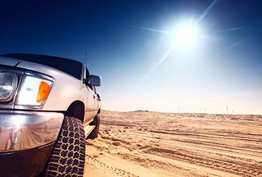 קיץ נעים: המדריך שישמור לכם על הרכב בימות הקיץ החמים