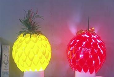 איך הופכים מנורה פשוטה למנורה מדליקה?