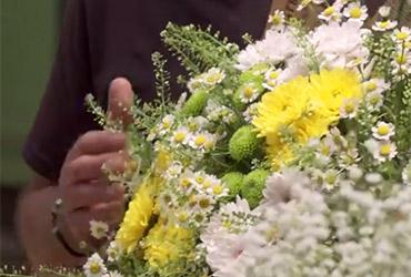 קיבלתם פרחים לחג?