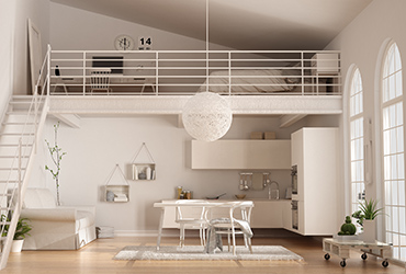 גרים בדירת חדר? ככה תוכלו להפוך אותה למרווחת יותר