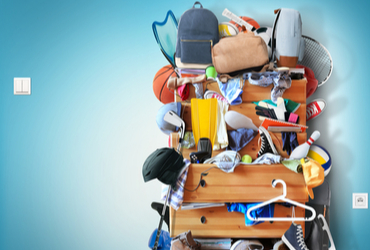 בלאגן בגן: 8 צעדים שיהפכו את חדר הילדים למסודר ופרקטי