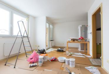 בלי לשבור קירות: שיפוץ דירה שכורה