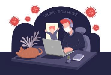 ביטוח דירה ועבודה מהבית