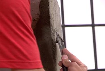 בלי פאניקה: אפשר לחדש קיר בטון
