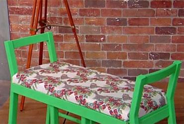חידוש כיסאות ישנים ב-2 שלבים פשוטים