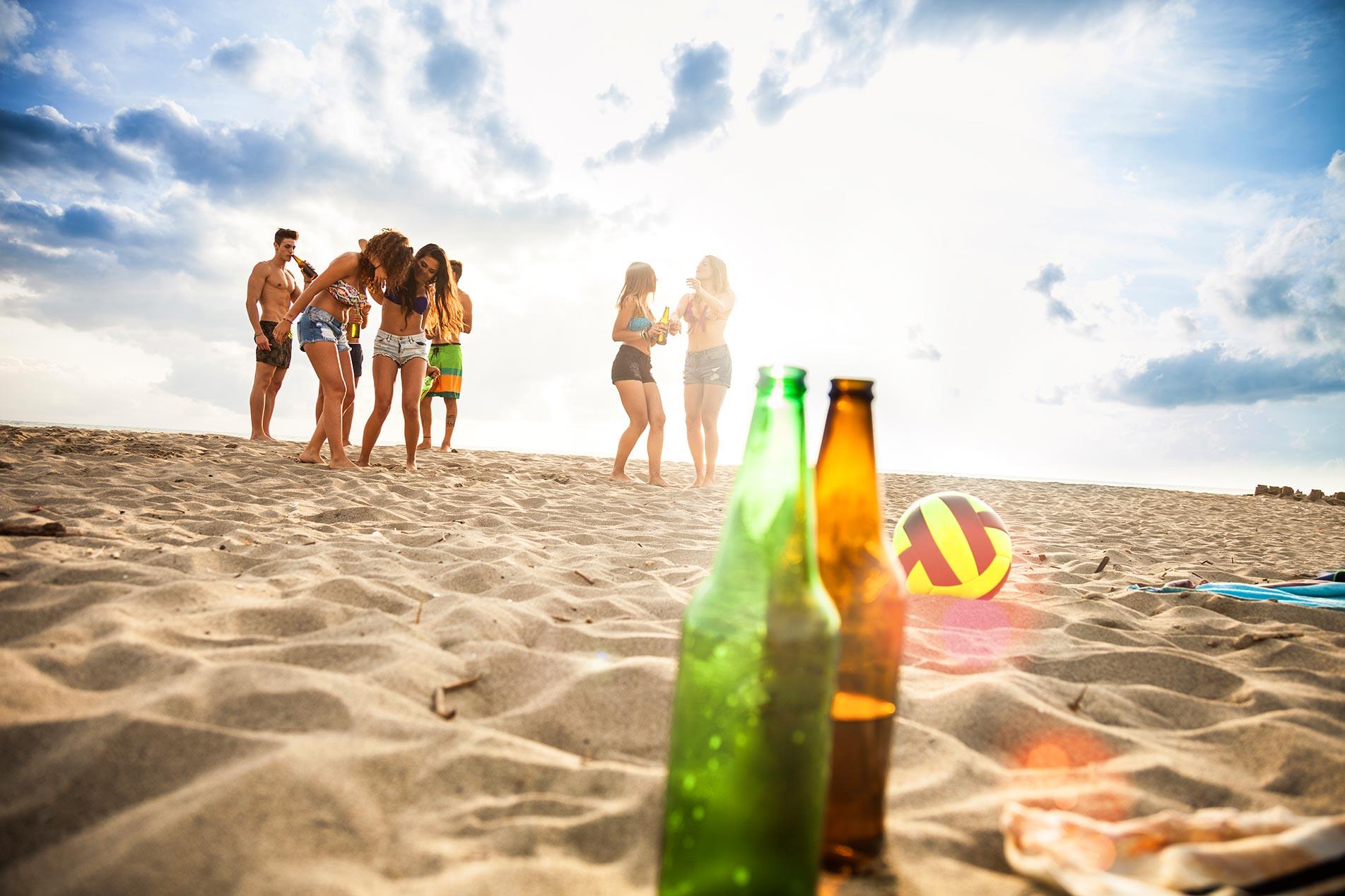 קנטה מושלמת על החוף ב- 7 צעדים פשוטים