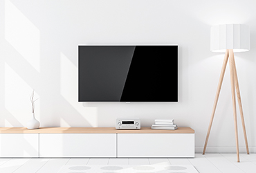 רוכשים טלוויזיה חדשה? כך תתקינו אותה כמו שצריך