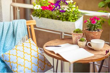 מרפסת הורסת: כך תשדרגו את המרפסת לקיץ בעלות מינימלית
